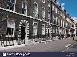 british houses old british terrace houses in london united kingdom stock photo