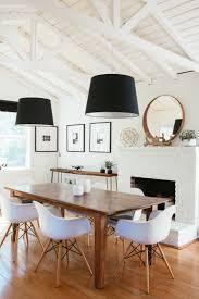 Danish Dining Room Chairs Tour A Simple Scandinavian Inspired California Home Wooden
