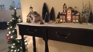christmas decorations in house youtube