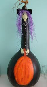 best 10 halloween gourds ideas on pinterest painted gourds