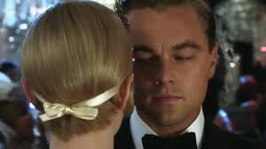 leonardo dicaprio gatsby hairstyle first trailer for baz luhrmann s the great gatsby den of geek