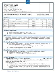 resume format template cv abbreviation resume