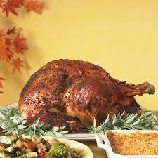 martha stewart thanksgiving turkey recipe spice rubbed roast turkey