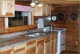 unfinished kitchen island base pine cabinets natural wood top in