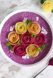 fruit flower arrangements flowers an instagram food trend we can get