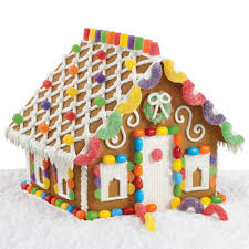 Interior Decorating Sites Sweet And Simple Gingerbread House Wilton