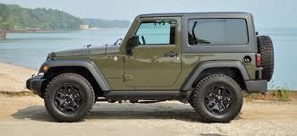 jeep willys 2015 4 door 2015 jeep wrangler willys wheeler review web2carz