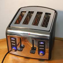 English Toaster Popular 4 Bread Toaster Buy Cheap 4 Bread Toaster Lots From China