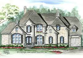 chateau house plans mon chateau garrell associates inc southern living house plans