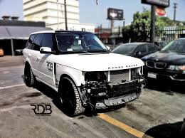 customized range rover 2017 rdb la customizing an overfinch range rover bumper why