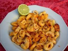 cuisiner calamar recette de calamars frits la recette facile