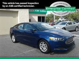 used 2016 ford fusion for sale pricing u0026 features edmunds