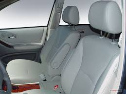 Toyota Highlander Interior Dimensions 2007 Toyota Highlander 2wd 4dr 4 Cyl W 3rd Row Natl Specs And