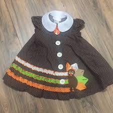 bonnie baby thanksgiving 72 bonnie baby other euc bonnie baby thanksgiving dress sz