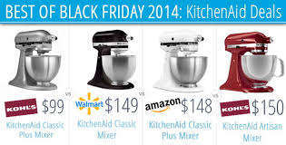 kitchenaid stand mixer black friday sale amazon best kitchenaid mixer deals black friday 2014 the krazy coupon