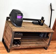 Wood Pallet Furniture Plans Industrial Pallet Shoe Rack 99 Pallets