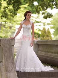 lace wedding dress with jacket two mermaid allover lace wedding gown matching illusion