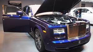 roll royce phantom 2016 2016 rolls royce phantom limelight collection exterior and