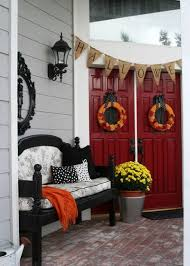 Halloween Decor Ideas 36 Stylish And Spooky Halloween Decorating Ideas