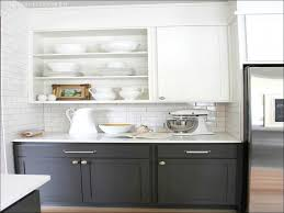 kitchen glazed cabinets or not grey vs white kitchen cabinets