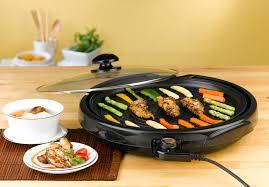 cuisine à la plancha électrique plancha électrique pas chère critères de choix et prix ooreka