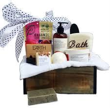 organic spa gift baskets organic bath retreat gift baskets in kawartha lakes kawartha