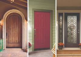 Exterior Door Types What Are The Different Types Of Exterior Doors Offered By Jeld Wen