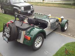 caterham lotus seven super 7