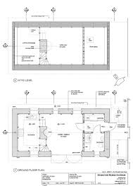 Straw Bale Floor Plans Andrew Collins Strawbale House Newmachar