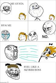 Fus Ro Dah Meme - ragegenerator rage comic fus ro dah