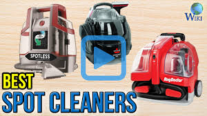 Rug Doctor Portable Spot Cleaner Review Top 6 Spot Cleaners Of 2017 Video Review
