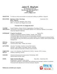 graduate resume objective in resume for high school graduate svoboda2
