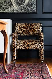Best  Leopard Chair Ideas On Pinterest Animal Print Decor - Animal print dining room chairs