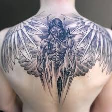 31 lovely back tattoos