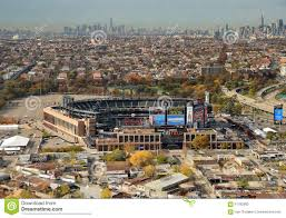 Citi Field Map Citi Field Home Of The Mets Editorial Image Image 61782980