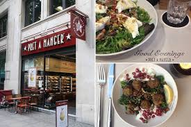 pret cuisine pret a manger sandwich chain branches out to serve evening
