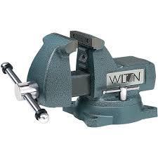 wilton mechanic u0027s bench vise u2014 4in jaw width model 21300