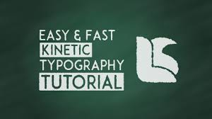 tutorial kinetic typography after effects fast easy kinetic typography tutorial after effects youtube