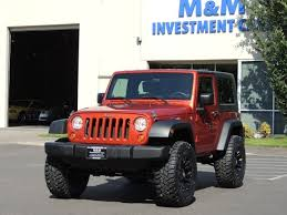 jeep wrangler 2 door hardtop lifted 2009 jeep wrangler x 4x4 6 spd hard top lifted lifted