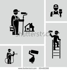 Painting Icon Painter And Decorator Stock Images Royalty Free Images U0026 Vectors