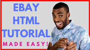 easily create stunning ebay html listing templates for free