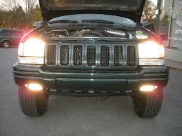 jeep wj roof lights 1996 jeep grand cherokee limited 6 inch suspenssion lift safari roof