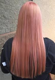 rose gold hair color 20 rose gold hair color ideas trending in 2018