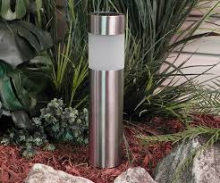 Malibu Bollard Light by Amazon Com Paradise Gl23158ss4 Stainless Steel Solar Bollard
