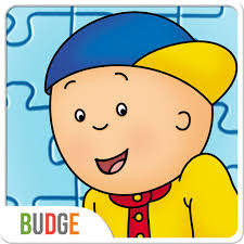 caillou house puzzles fun educational jigsaw puzzle game