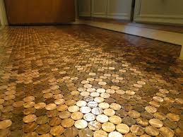 floor made from pennies is priceless san antonio express news
