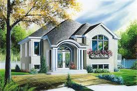 Small Bungalow European House Plans Home Design Dd 2333 12402 Small House Plans European