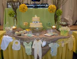 rustic baby shower rustic baby shower yellow and green rustic baby shower catch