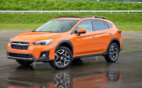 crosstrek subaru orange 2018 subaru crosstrek the impreza recipe applied to the suv the