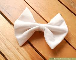 how to make your own hair bows how to make your own bows 10 steps with pictures wikihow